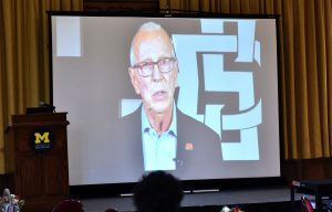 video clip of Steve Fisher message