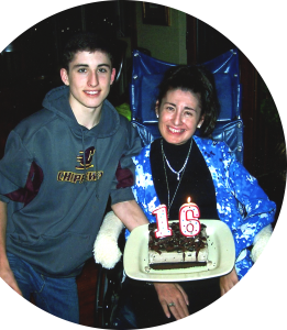 photo of Sam and Cathleen Pranger who the Pranger ALS Clinic at Michigan Medicine was named after