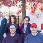 David Haemisegger, Tammy Wood, Nancy Nasher, Derek Wood, Billy Hines.