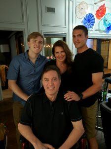 Jace, Tammy, Kenneth and Derek