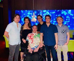 Tyler, Tammy, Derek, Connor, Kenneth and Jace.