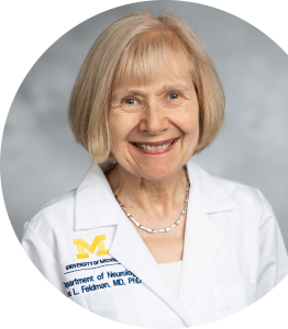 portrait of Dr. Eva Feldman